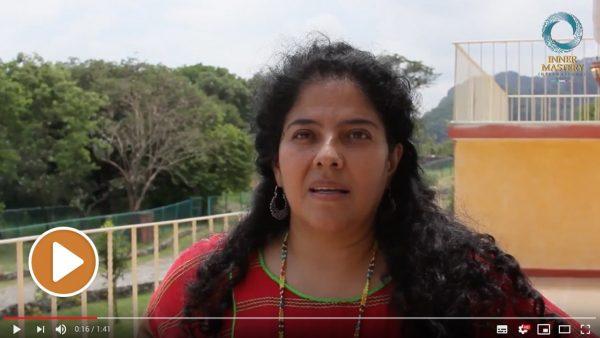 Testimonial Xóchitl, participant in retirement of Ayahuasca International