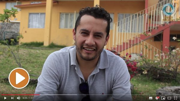 Testimonial Farid, participant in retirement of Ayahuasca International